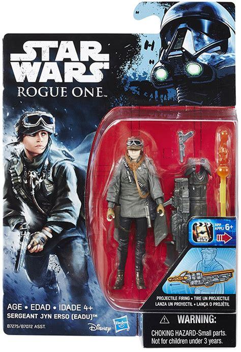 Wars Rogue One 3 75 Sergeant Jyn Erso Eadu Figure New 1 sergeant jyn erso eadu wars universe rogue one figure 2016 wave 1 at cmdstore