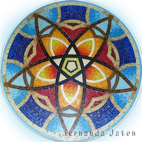 mosaic mandala pattern 82 best mandala mosaic ideas images on pinterest mosaic
