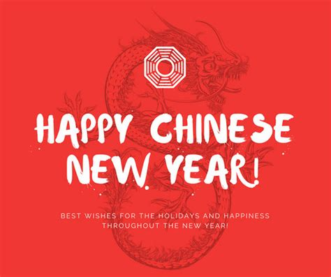 new year china post generic announcement post templates by canva