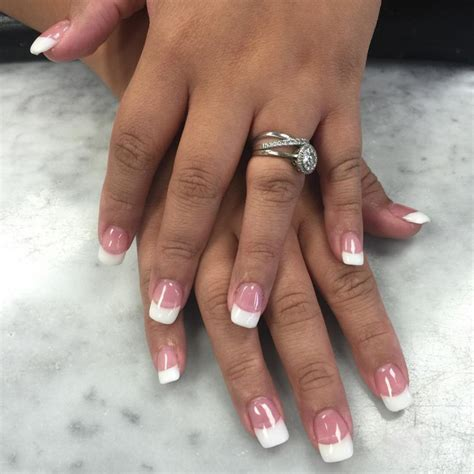 28+ [white tip solar nails with silver lining nail designs]
