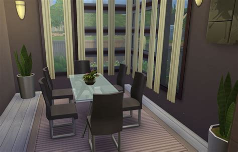 Dining Room Set Sims 3 Mod The Sims Claybee Kitchen And Dining Room Maxis