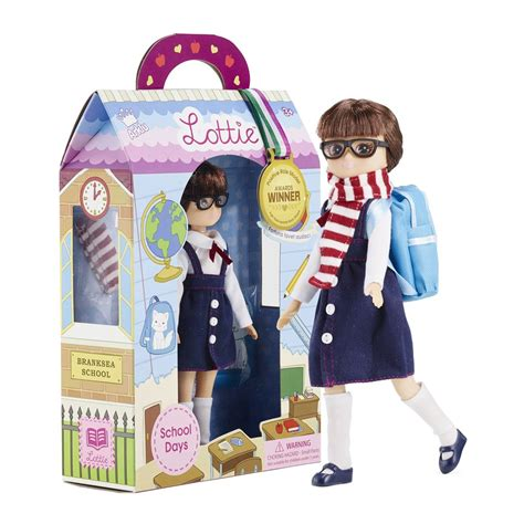 lottie doll hair school days lottie doll lottie dolls