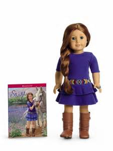 American girl to introduce new girl of the year doll wsj