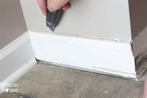 diy molding diy baseboards molding and trim the budget decorator