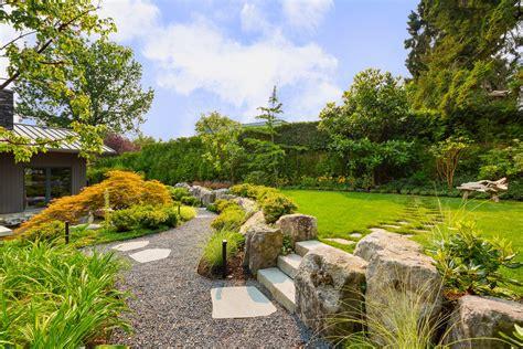 lawn garden picturesque courtyard garden design with 18 picturesque asian landscape designs in beautiful zen