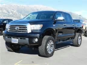 sell used toyota tundra crewmax limited 4x4 custom lift