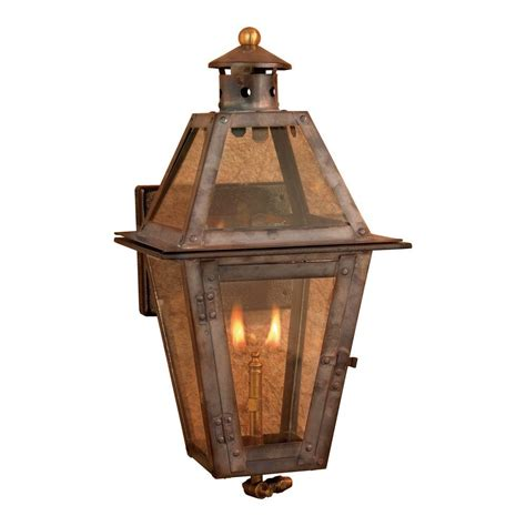 Titan Lighting Grand Isle 15 In Outdoor Washed Pewter Gas Gas Outdoor Lighting