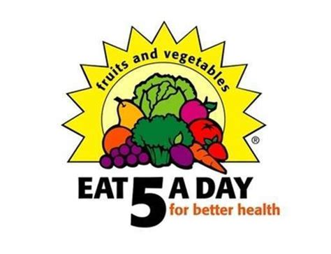 9 vegetables a day dole launches 5 a day program to encourage healthy