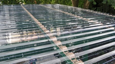 plastic patio roof panels what you need to about clear polycarbonate roofing