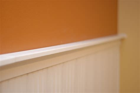chair rail shelf beadboard tell er all about it