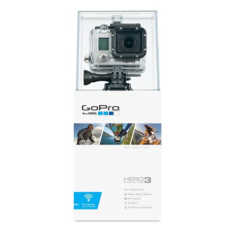 Kamera Gopro 3 Di Indonesia gopro hd hero3 white edition snowboard zezula