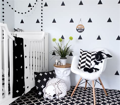 Nursery Wall Decals Australia Australian Nursery Ideas With Wall Decals The Interiors Addict