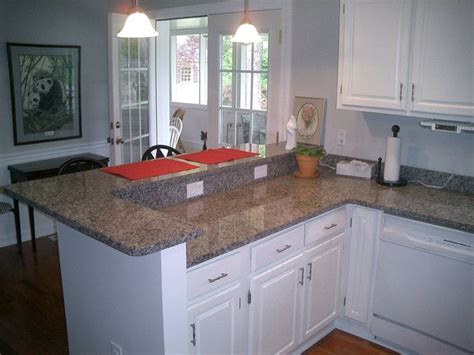 New Caledonia Countertop by Kitchen White Kitchen Cabinet With New Caledonia
