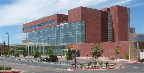 Mba Albuquerque by Of New Mexico Cancer Research Building