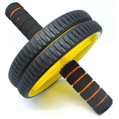 Alat Fitness Wheel Roller alat fitness wheel roller jakartanotebook