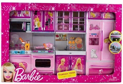 WE BLINK Barbie Kitchen Set   Barbie Kitchen Set . Buy