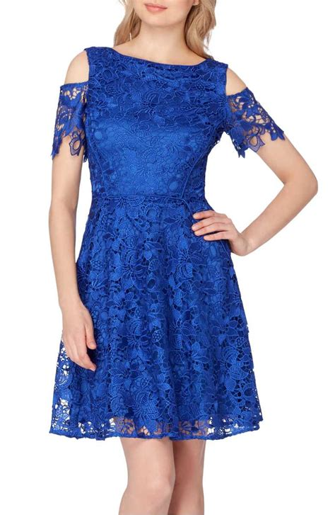 Luxia Maxi Dress lace cold shoulder dresses on trend for summer 2017