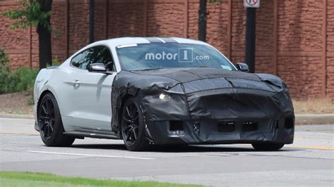 2019 Ford Gt500 by 2019 Mustang Shelby Gt500 Prototype Spied For Real This Time