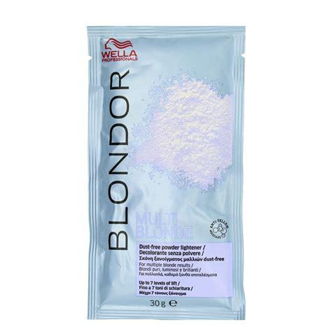 Sale Makarizo Bleaching Powder Shacet blondor multi powder wella adel professional