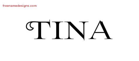tattoo name tina tina archives free name designs