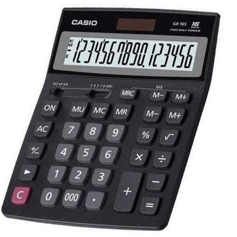 Kalkulator Casio Dj 220d Dj 240d 綷 casio gx16scasio gx 16s calculator