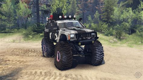 Jeep Xj Tires Jeep Xj For Spin Tires