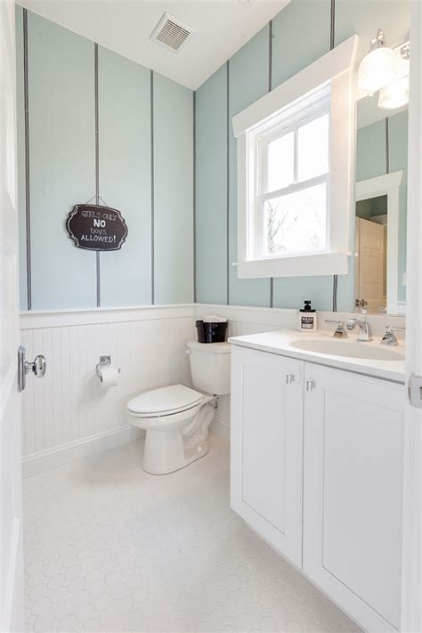 white beadboard bathroom new 2015 coastal virginia magazine idea house home bunch