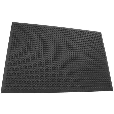 Rhino Mat by Rhino Anti Fatigue Mats Grand Stand Black Domed Surface 24