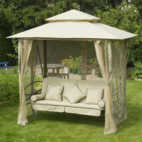 swing garden seats sale metal gazebos sale fast delivery greenfingers com