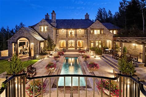 A Fabulous French Country Estate In Aspen Colorado Luxury Homes For Sale In Aspen Colorado