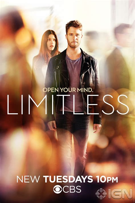 film limitless limitless check out the poster for the new cbs series ign