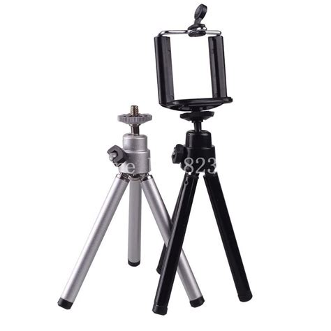 Promo Universal Mini Tripod Stand For Smartphone Np 71o B black smartphone tripod mount universal holder standard phone tripod mounting device for cell