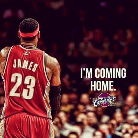 lebron quot i m coming home quot vid