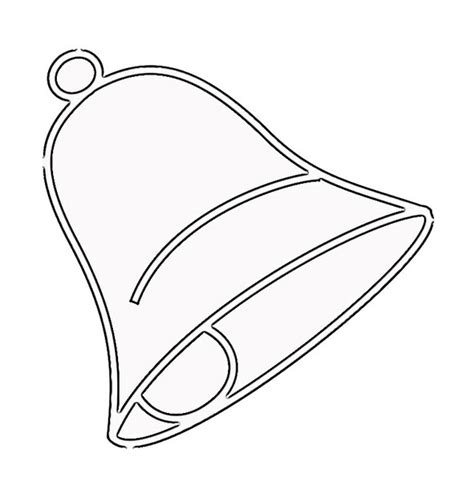 Bell At The Church Colouring Pages Bells Printable Coloring Pages