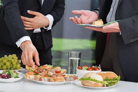 Catering For Lunch corporate catering and the benefits to your business boston ma