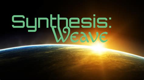Synthesis Weave synthesis weave promo rexx deane