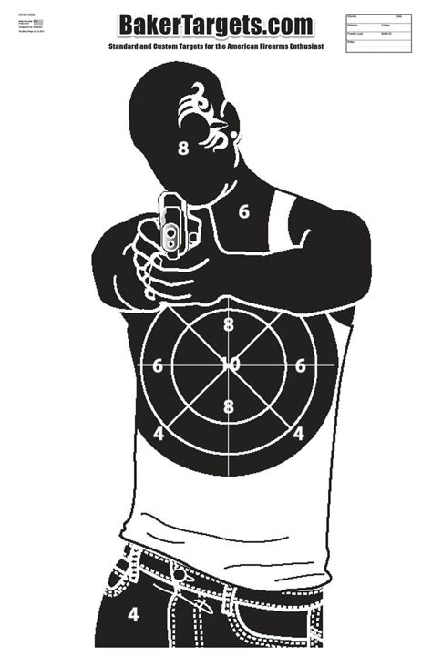 printable head targets 169 best printable targets images on pinterest shooting
