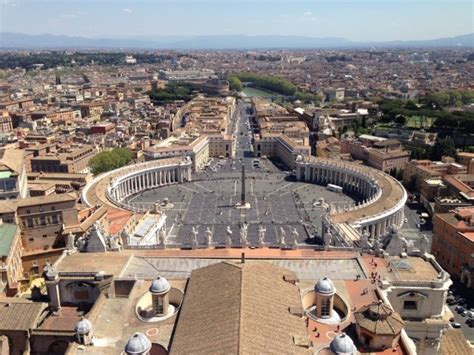 cupola san pietro roma salire a piedi sulla cupola della basilica di san pietro