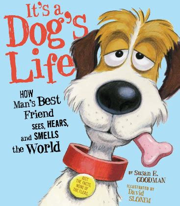 its a dogs susan goodman writes books for children