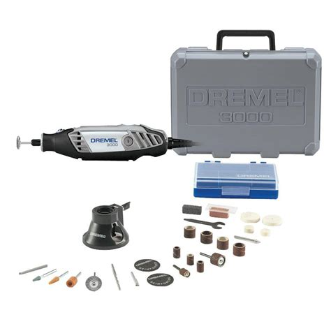 Dremel Series 3000 3000 1 26 corded variable speed rotary tool price compare