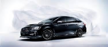 Subaru Levorg Sti Subaru Levorg Sti Debuts In Japanautofreaks