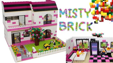 lego friends house 18 by brick