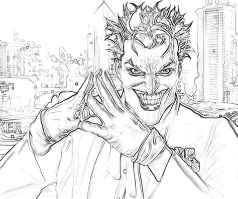 printable coloring pages joker joker printable coloring pages