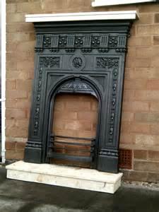 cast iron fireplaces antiques atlas cast iron fireplace