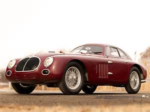 Alfa Romeo 6c 2500 Ss Alfa Romeo 6c 2500 Ss Berlinetta Aerodinamica Wallpapers