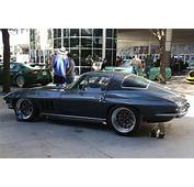 The Red Dirt Rodz Corvette Is A Showstopper At 2014