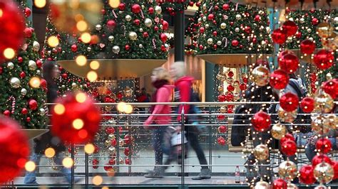 retailers plead for their share of christmas cut the