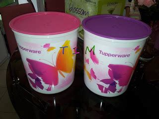 Maxi Canister 5 5 L Tupperware nature and safe products 4 u guys jom borong