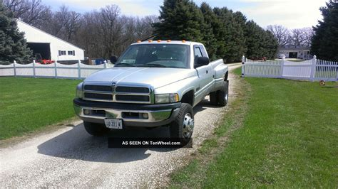 nissan cummins dually 2002 dodge ram 3500 4x4 dually ext cab cummins diesel