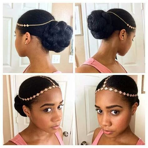 natural hairstyles two buns 214 best hairstyles for formal events images on pinterest